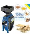 Валковая плющилка зерна Геркулес (1,5 кВт, 150 кг в час) - фото