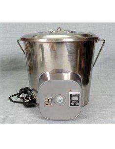 Сыроварня- пастеризатор 9 литров - фото