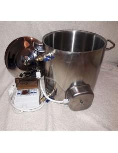 Сыроварня- пастеризатор 18 литров - фото