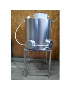 Сыроварня- пастеризатор 45 литров - фото