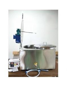 Сыроварня- пастеризатор 50 литров - фото
