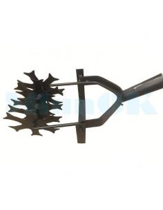 Культиватор ручной стальной на 5 звезды - фото