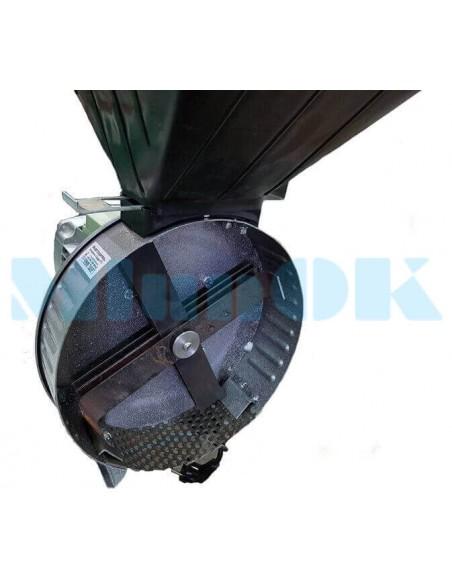 Зернодробилка Газда Р80 (2,5 кВт, 250 кг/час) - фото