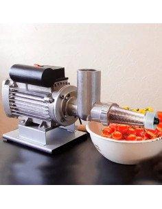 Соковыжималка-мясорубка ТШМ-3СМ-450 (450 Вт, 220 В, томатов 120 кг /ч, мяса 50 кг/ч) - фото