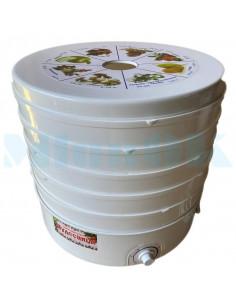 Сушилка для овощей и фруктов РОТОР СШ-002 (Чудесница, Дива на 20 литров) - фото