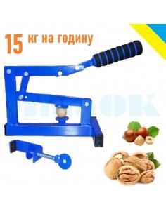 Орехокол универсальный (до 15 кг/час) для грецкого ореха, фундука, миндаля - фото