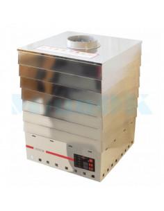 Сушилка для фруктов Profit M ЭСП-01 (35 л, нержавеющая сталь) электронное управление - фото