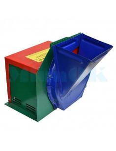 Измельчитель электрический дисковый Винница ПОФ 7 (овощей, фруктов, корнеплодов) - фото