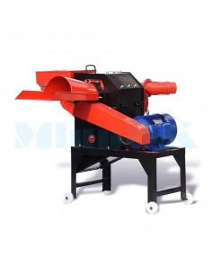 Измельчитель кормов MS 400-30 с турбиной (5,5 кВт, 1000 кг/час) - фото