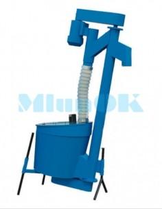 Шнековый транспортер ШТЗ-100 (max) со смесителем - фото