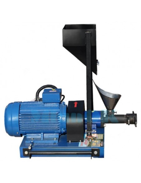 Экструдер зерновой ЭГК - 30 (380 В, 4 кВт, 30 кг/час) - фото