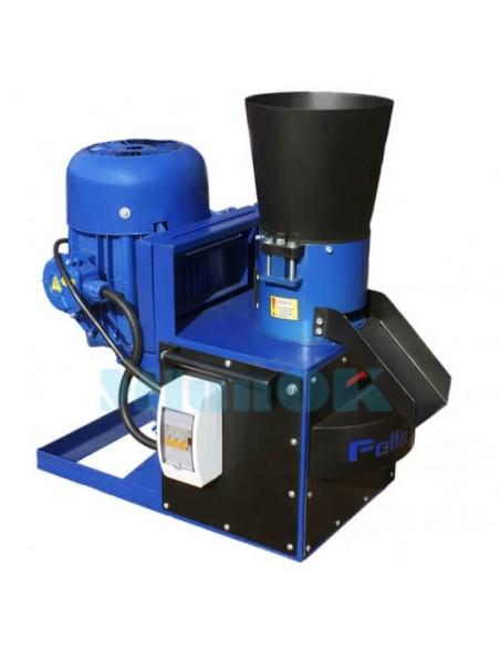 Гранулятор ОГП-200 (5,5/7,5 кВт, 380 в, 200 кг/час) - фото