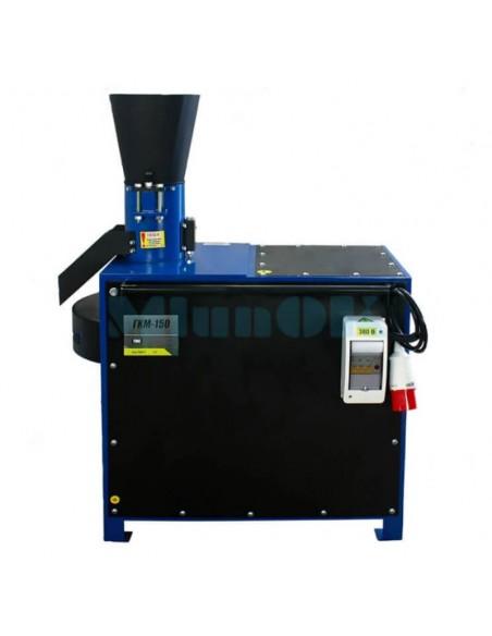 Гранулятор ГКМ-150 (4 кВт, 220/380 в, 100/50 кг/час) - фото