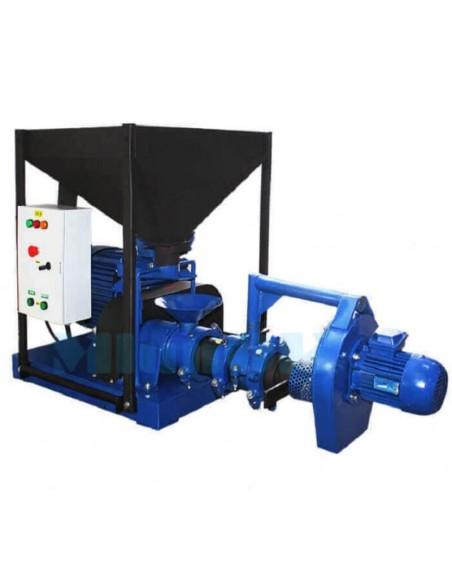 Экструдер зерновой ЭГК - 350 (30 кВт, 350 кг/час) - фото