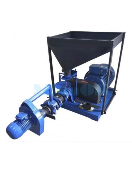 Экструдер зерновой ЭГК - 80 (7,5 кВт, 80 кг/час) - фото