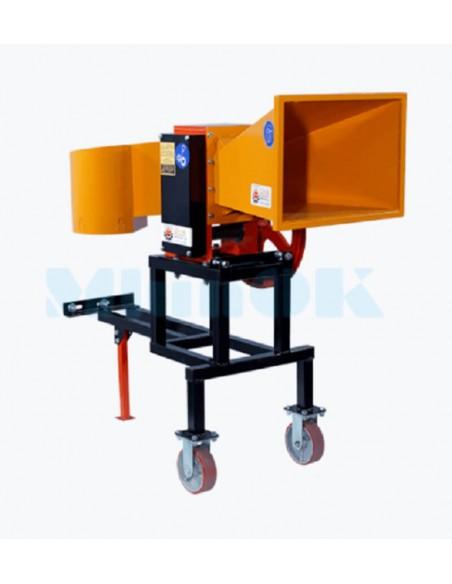 Измельчитель веток 2В-60М от мотоблока (4м3 в час) - фото