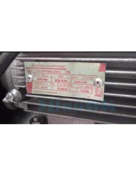 Дровокол Скиф ДМ 3000 (380 В, 3 кВт) - фото