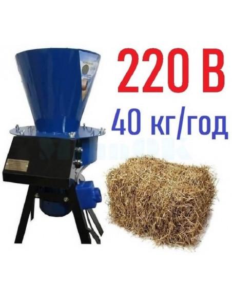 Сенорезка-соломорезка СНР-30 (220 В,1,1 кВт) - фото