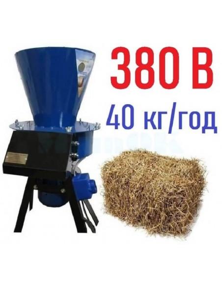 Сенорезка-соломорезка СНР-30 (380 В,1,1 кВт) - фото