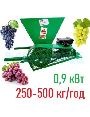 Измельчитель винограда с электромотором MINSK ML-GP (дробилка, давилка) - фото 1