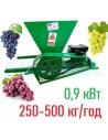 Подрібнювач винограду з електромотором MINSK ML-GP (дробарка, чавилка) - фото