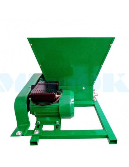 Измельчитель винограда с электромотором MINSK ML-GP (дробилка, давилка) - фото
