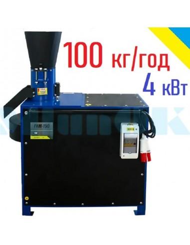 Гранулятор ГКМ-150 (4 кВт, 220/380 в, 100/50 кг/час) - фото 1