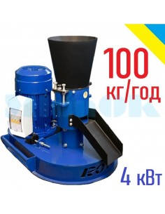 Гранулятор Rotex-150 (380 В, 4 кВт, 100 кг/час) - фото