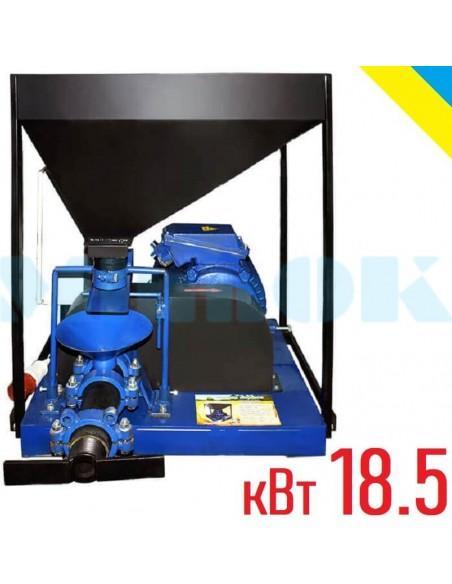 Экструдер зерновой ЭГК - 200 (18,5 кВт, 200 кг/час) - фото