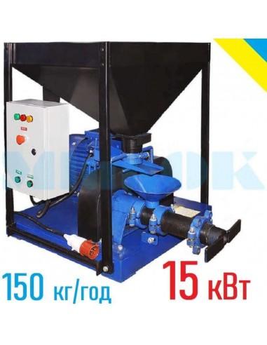Экструдер ЭГК - 150 (15 кВт, 150 кг/час) - фото 1