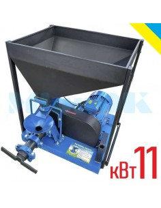 Экструдер зерновой ЭГК - 100 (11 кВт, 100 кг/час) - фото