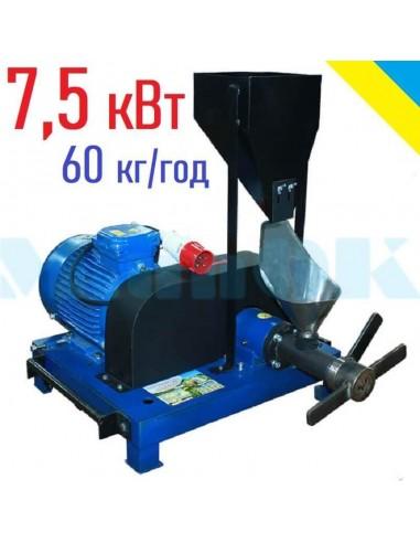 Экструдер ЭГК - 60 (7,5 кВт, 60 кг/час) - фото 1