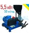 Екструдер ЕГК - 50 (5,5 кВт, 50 кг/год) - фото