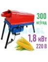 Лущилка кукурузы Master Kraft IZKB- 1800 (1,8 кВт, 300 кг/час, 220 в) - фото