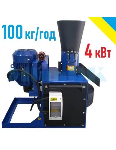 Гранулятор ОГП-150 (380 В, 4 кВт, 100 кг/час) - фото 1