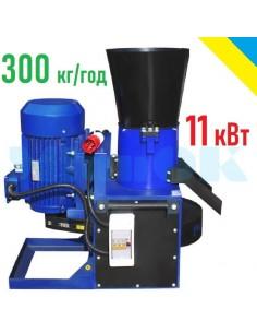 Гранулятор ОГП-260 (11 кВт, 300 кг/час) - фото