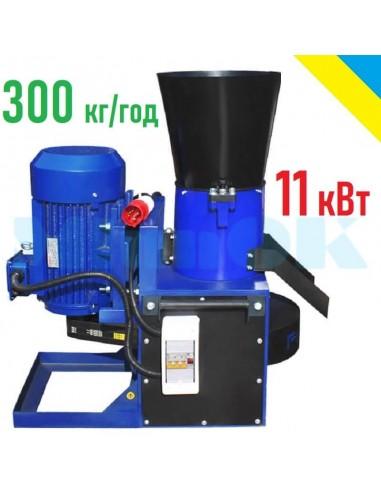 Гранулятор ОГП 260 (11 кВт, 300 кг/час) - фото 1