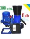 Гранулятор ОГП 260 (11 кВт, 300 кг/год) - фото