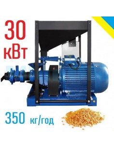 Экструдер ЭГК - 350 (30 кВт, 350 кг/час) - фото
