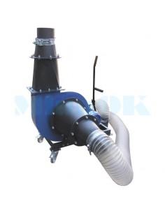 Пневмотранспортер ПТ-360 (4 кВт) для отходов деревообработки - фото