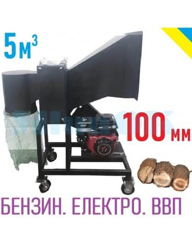 Измельчитель веток ВТР-100 (5 м3 в час) - фото 1