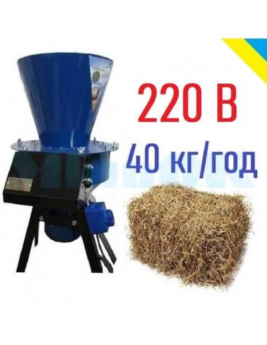 Сенорезка-соломорезка СНР-30 (220 В,1,1 кВт) - фото 1