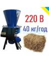 Сінорізка-соломорізка СНР-30 (220 В, 1,1 кВт) - фото