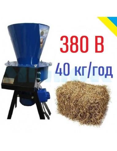 Сенорезка-соломорезка СНР-30 (380 В,1,1 кВт) - фото 1