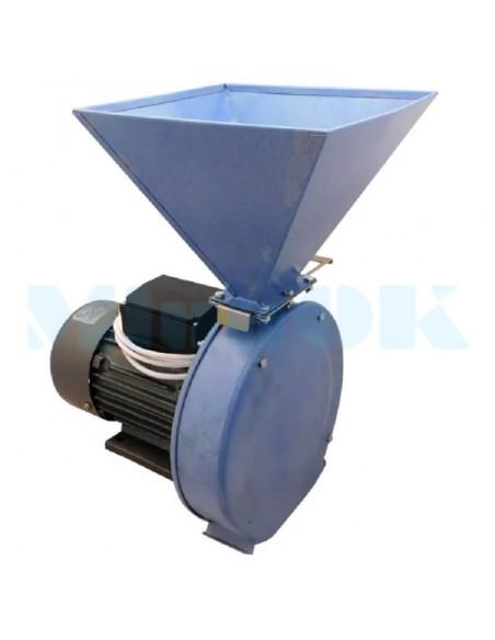 Зернодробилка ЛАН 1 (1,7 кВт, 160 кг/час) - фото