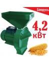 Зернодробарка Могилев ДКЗ- 4200 (4,2 кВт, 250 кг/год) - фото