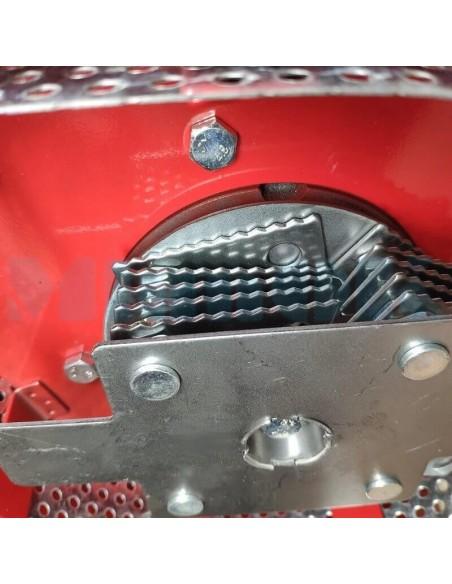 Зернодробилка Могилев МКЗ 240 (3,5 кВт, 240 кг/час) - фото
