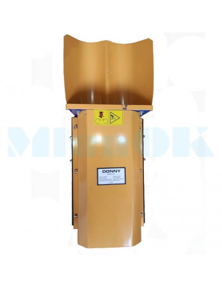 Лущилка кукурузы Donny DY-003 (2,2 кВт, 350 кг/час) двойная - фото