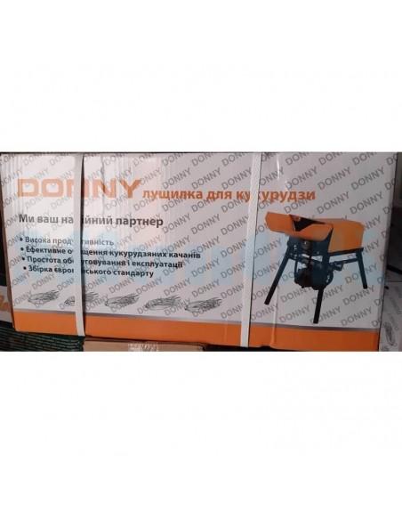 Лущилка Donny DY-003 (2,2 кВт, 350 кг/час) кукурузы двойная - фото