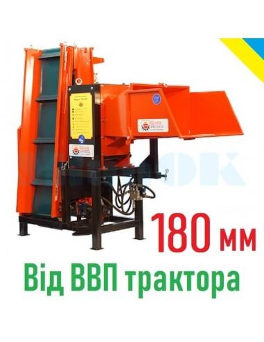Измельчитель веток TN-180TK3 PRO с конвейерной лентой 3м (12 м3 в час) - фото 1